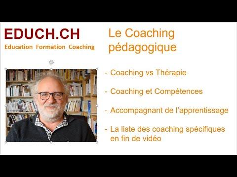 Découvrir le coaching pédagogique ou formatif