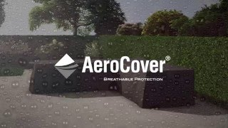 Aerocover Breathable Garden Furniture covers and Parasol covers. How it works.