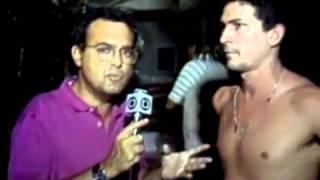 No ano de 1986 Zico tentou convencer Leandro a embarcar com a seleção para a Copa do Mundo de 1986