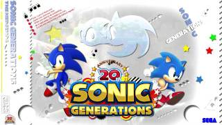 Sonic Generations™  Music ~ Green Hill Classic Sonic HD