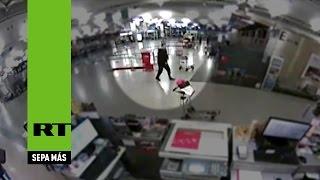 Terrorista frustrado busca víctimas en el aeropuerto de Estambul