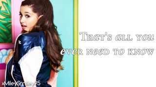 Ariana Grande & MIKA - Popular Song (with lyrics)