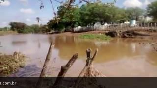 pbagora vídeo: Forte chuva no cariri paraibano