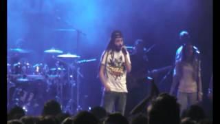 Alborosie - Rastafari Anthem - live @ Magnolia, Segrate, Milano - Italy - 19/7/2012
