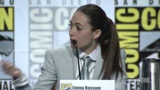 Shameless Comic-Con 2012 Panel: Emmy Rossum on Fiona