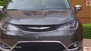 2018 Chrysler Pacifica Minivan [Review] | AUTOSPEED TUTOCARS