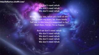 MACHINE GUN KELLY Rehab Lyrics