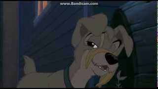 Lady And The Tramp 2: Scamp's Adventure - Scamp Meets Angel (Finnish)