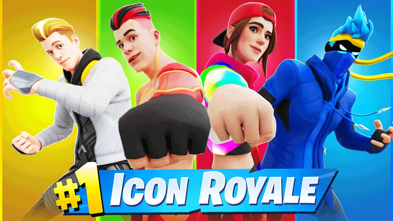 Loserfruit - FORTNITE ICON SQUAD IS FINALLY HERE! (Ninja, Grefg, Lachlan & Loserfruit)