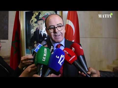 Video : Les relations maroco-turques appelées à se développer davantage