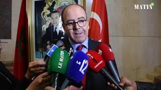 Les relations maroco-turques appelées à se développer davantage
