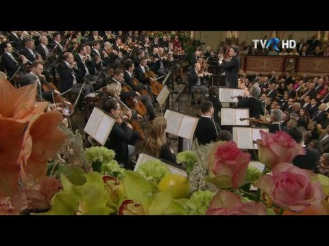 Orchestra Filarmonică din Viena - Marșul lui Radetzky de Johann Strauss