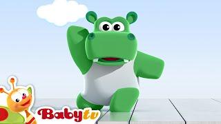 Ballet de hipopótamo - BabyTV Español