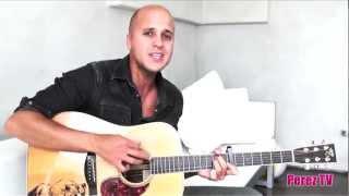 "Millow - ""Ayo Technology (Perez Hilton Acoustic Performance)"""