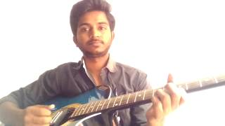 Arere yekkada song || Nenu local || Guitar cover