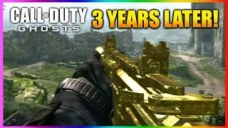 Call of Duty Ghosts 3 Years Later width=