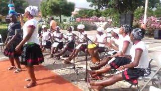 Batucadeiras Fidjus Santo Amaro, Batuco ao vivo, part 2