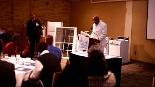 Jermaine speaks at NetWork event