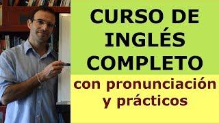 CURSO DE INGLES COMPLETO CON RODRIGO