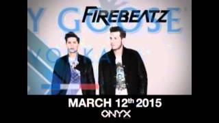12.03.2015 Firebeatz duo DJ @ONYX (RCA) Thailand.