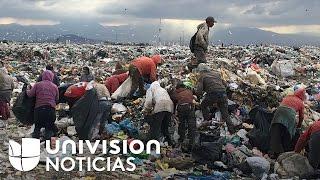 La industria de la basura en México, un negocio contaminado de trabajo infantil y corrupción