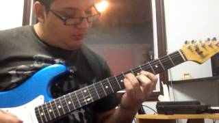 fantasias monchy y alex - guitar cover