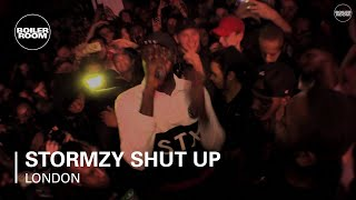 Stormzy Shut Up Boiler Room London Live
