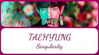 BTS V - Singularity [Instrumental/Han|Rom|Eng] Color Coded Lyrics