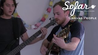 Canvas People - Let's Go To War | Sofar Austin