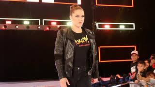 Ronda Rousey theme song bad reputation