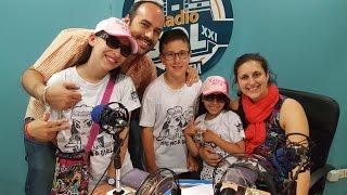 MCB GIRLS EN DIVERCLUB RADIO SOL XXI 99.8 FM 2016