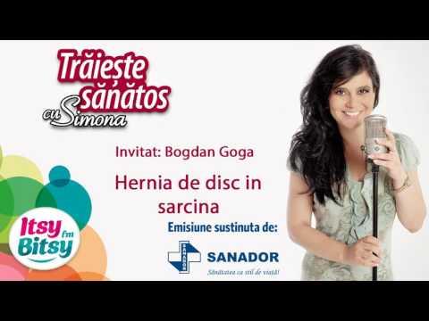 Hernia de disc in sarcina