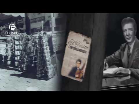El Triste de Roberto Cantoral Letra y Video