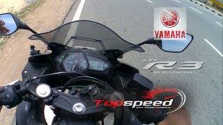 Yamaha R3 TOP SPEED 2017