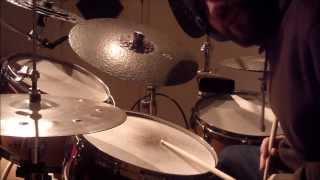 Andrew McAuley (KindBeats) - Wake 'N Break No. 11 - Cymbal Scrape/Reverse Cymbal Effect Groove