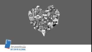 MIVB Loves Brussels - Johan Verminnen - Brussel