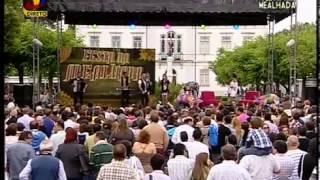 Mundo Novo - Dança que é bom TVI - Mealhada 2012 - Musica Portuguesa