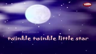 Twinkle Twinkle Little Star Karaoke | Nursery Rhymes Karaoke with Lyrics