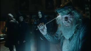 """Harry Potter and the Goblet of Fire: """"Do nothing? Offer him up as bait?"""""""