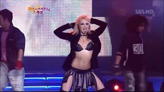 Britney Spears - Toxic (Live from Korea)