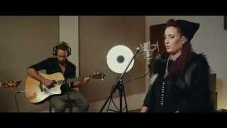 Greta - Say Something (A Great Big World & Christina Aguilera Acoustic Cover)