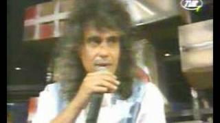 Cristi Minculescu Interviu la TVR 1994