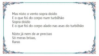 Clã - O Sopro Do Coração Lyrics