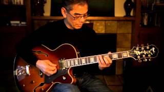Take the A Train - Jazz Guitar Instrumental