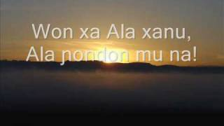 La Creation du Monde - Musique de Guinée