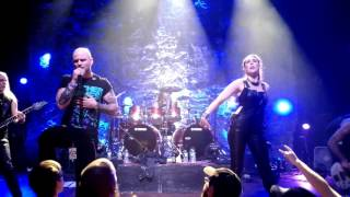 Amaranthe - True LIVE @ The Palace Theater (2015)