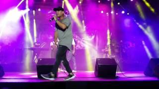 Orishas en concierto en Madrid. Parte 9. 2017