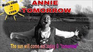 Tomorrow Annie (Cover) Songs | Music Video | Singing | By 11 Year Old Young Girl Jodie State