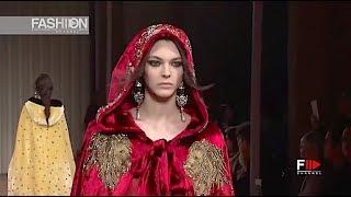 ALBERTA FERRETTI Fall 2017 2018 Milan -  Fashion Channel