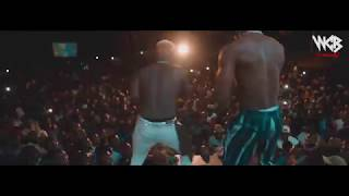 Diamond Platnumz - Perfoming Live Kwangwaru with Harmonize (DAR LIVE PART 1)